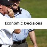 Economic Decisions