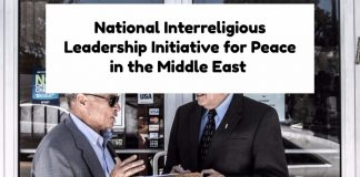 National Interreligious Leadership Initiative for Peace in the Middle East