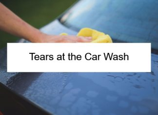 Tears at the Car Wash