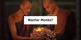 Warrior Monks?