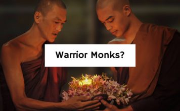Warrior Monks?