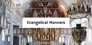 Evangelical Manners