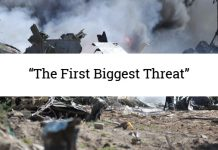 """The First Biggest Threat"""