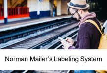 Norman Mailer's Labeling System