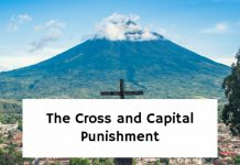 The Cross and Capital Punishment