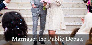 Marriage: the Public Debate