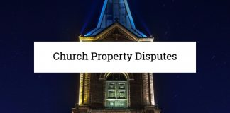 Church Property Disputes