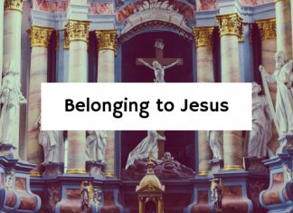 Belonging to Jesus