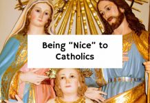"Being ""Nice"" to Catholics"