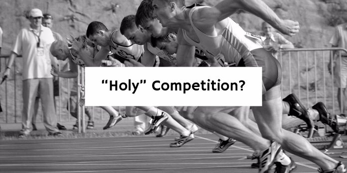"""Holy"" Competition?"