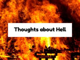 Thoughts about Hell