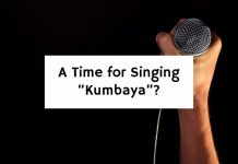 "A Time for Singing ""Kumbaya""?"