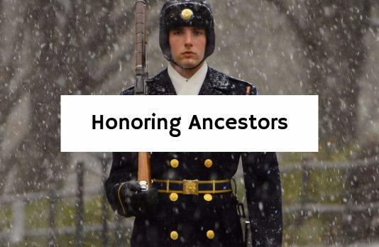 Honoring Ancestors