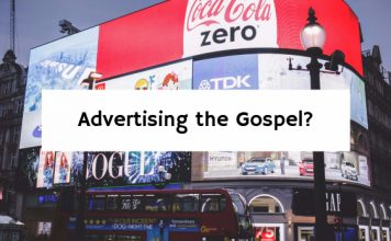 Advertising the Gospel?