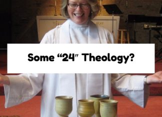 "Some ""24″ Theology?"