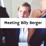 Meeting Billy Berger