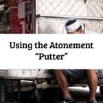 """Using the Atonement """"Putter"""""""