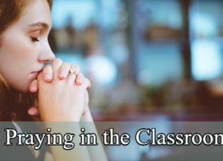 Praying in the Classroom