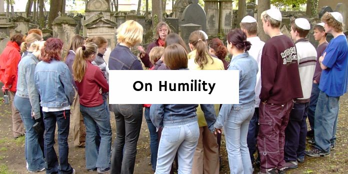 On Humility
