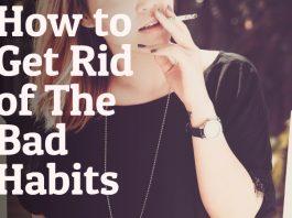bad habbits