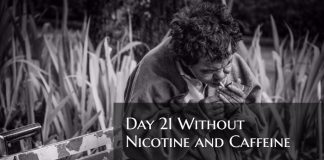 how to get rid of nicotine addiciton