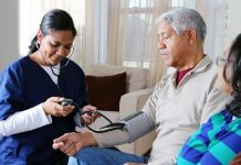 What's home health care?