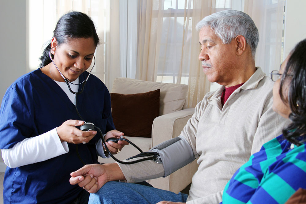 what s home health care
